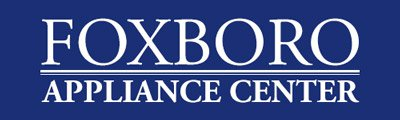 Foxboro Appliance Center Logo